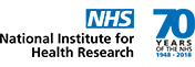 NHS NIHR Logo
